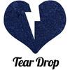 Rockeresque Beauty Co. Loose Eyeshadow Tear Drop