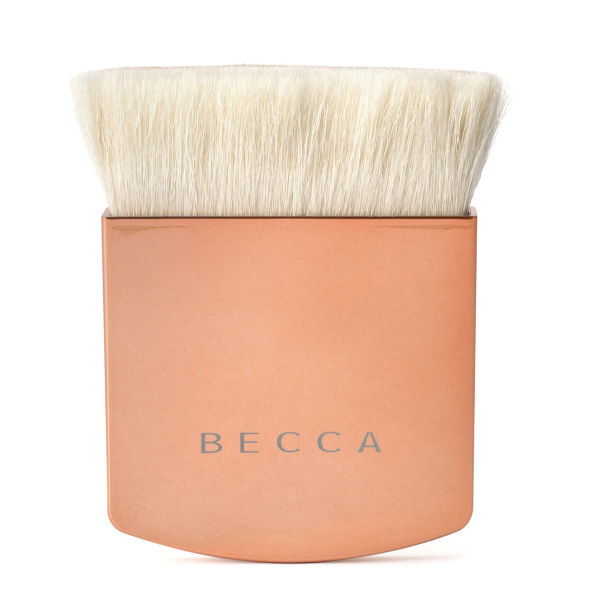 BECCA The One Perfecting Brush Blushed Copper product smear.