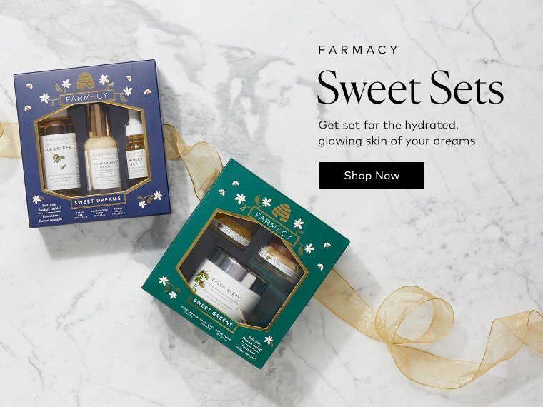 Shop Farmacy's Holiday 2019 Collection on Beautylish.com