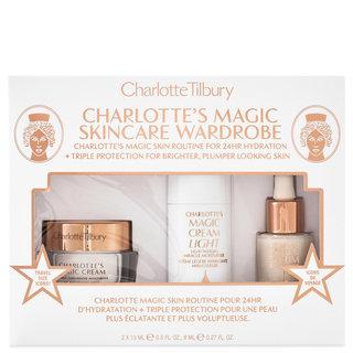 Charlotte's Magic Skincare Wardrobe
