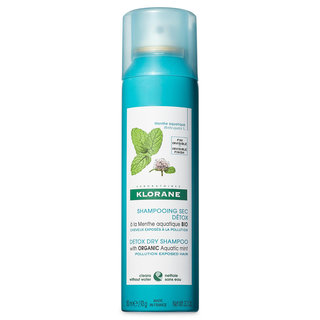 Klorane Detox Dry Shampoo with Aquatic Mint