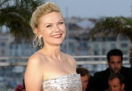 Cannes International Film Festival Makeup: Kirsten Dunst