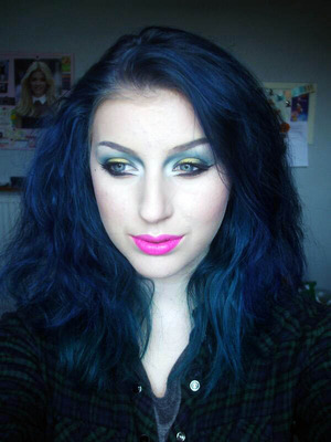 I plan on uploading this look to youtube, can anyone think of a good name?