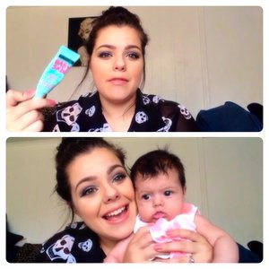 There is a new video on my channel featuring my baby girl! My thoughts on the Maybelline Baby Skin Pore Eraser Primer 👉 https://www.youtube.com/channel/UC-ztr9w4BS3NmMemkIb1KSg