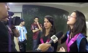 VP's e a seleção brasileira