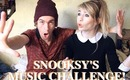 Snooksy's Music Timing Challenge!
