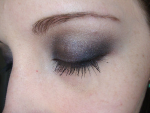 Another Tarte for True Blood look using Glamour Me, stake, and Nocturnal