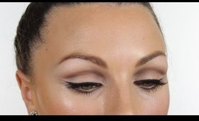 Jennifer Lopez Oscars 2012 make-up tutorial