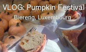 VLOG 2015: Kurbisfest aka Pumpkin Festival in Luxembourg