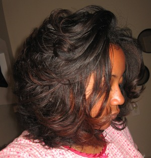 http://shamiamglam.com/2012/02/26/hair-update/ AND http://shamiamglam.com/2011/12/20/hair-update-roller-set-straightening/