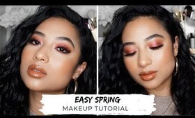 EASY SPRING MAKEUP   USING WOMEN-OWNED BEAUTY BRANDS