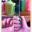 new nail art by simple steps