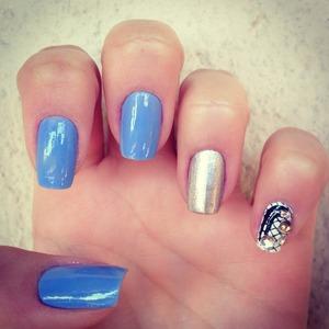 Futuristic Nails