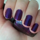 OPI Grape...Set...Match Nail Polish