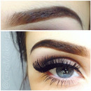 Strong Defined Brow