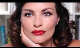 Ultimate Retro Glam - Ava Gardner Makeup for Hooded Eyes