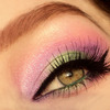 Green/Purple Gradient Look