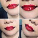Juicy Red Lip