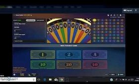 First time playing Dreamcatcher Casino Money Game | Plus Annoying Arrogant Hosts