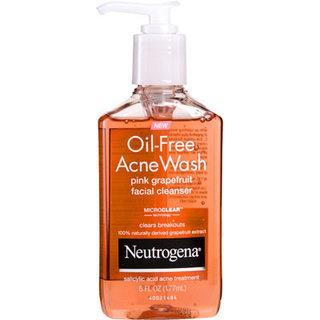 Neutrogena Pink Grapefruit Oil Free Acne Cleanser
