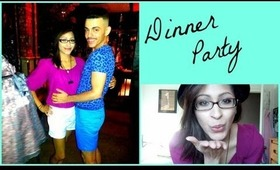 Get Ready With Me: Dinner Party