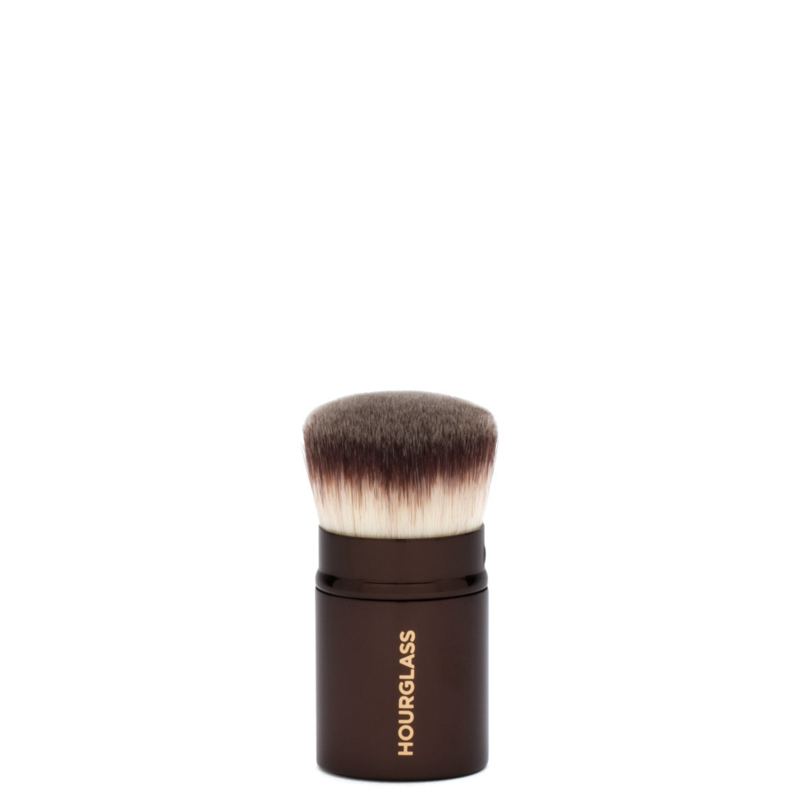Hourglass Retractable Kabuki Brush product smear.