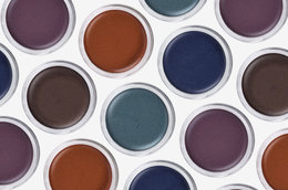 Five New Metallic Inglot Gel Eyeliner Shades to Covet