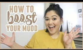 How to Boost Your Mood During Quarantine
