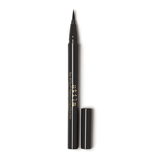 Stila Stay All Day Waterproof Liquid Eye Liner Alloy product smear.