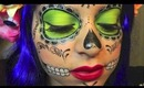 Dia De Los Muertos Makeup tutorial