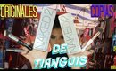 Maquillaje ORIGINAL v.s. COPIAS de TIANGUIS /Street Market makeup copies & originals | auroramakeup