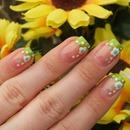 Flower & Dots