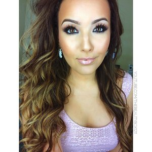 "I loooove messy curls. I use the 19mm wand from the Bellami hair 6 in 1 set! Use ""beautybox6inone"" for $160 off!"