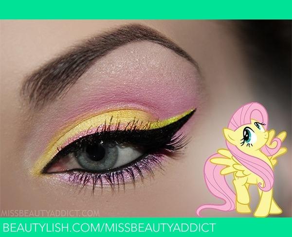 Fluttershy My Little Pony Tereska H S Missbeautyaddict