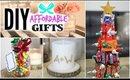 DIY Gift Ideas! Easy & Cheap