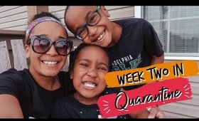 Week Two in Quarantine! | Kym Yvonne