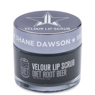 Velour Lip Scrub Diet Rootbeer