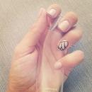 nail art nude