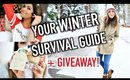 Winter Guide   Perfect Makeup, Gifts, + GIVEAWAY!