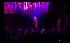 Lady Zombie sings 'I Can't Wait' at Irving Plaza - Night Of 1000 Stevies (NOTS 24)