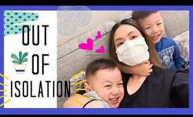 Out of Isolation! | HAUSOFCOLOR
