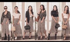 SHOP my CLOSET MIX + MATCH  OLD and NEW CLOTHING ep 2 | ANN LE