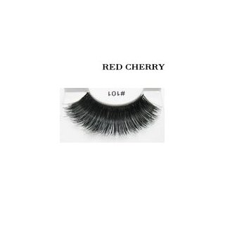 Red Cherry False Lashes #101