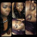 Holiday Makeup Glitter