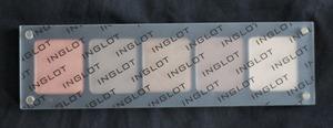 INGLOT 5-Pan Palette