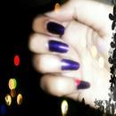 inky inky purple
