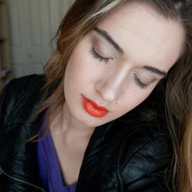 Having fun with makeup