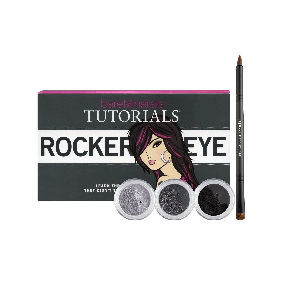 Bare Escentuals Tutorials Rocker Eye Beautylish
