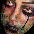 Full face Zombie!