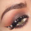 Urban Decay Naked 3 : Glamour eye makeup tutorial